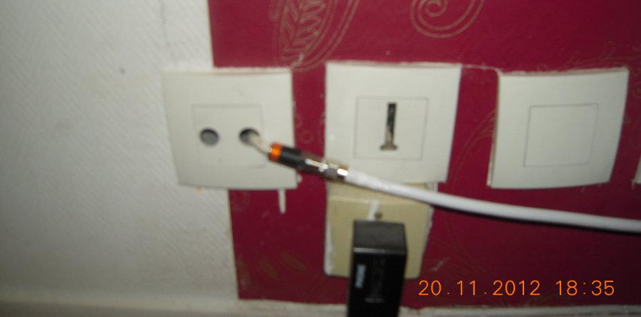 Cable Caoxial 11prtc En501175