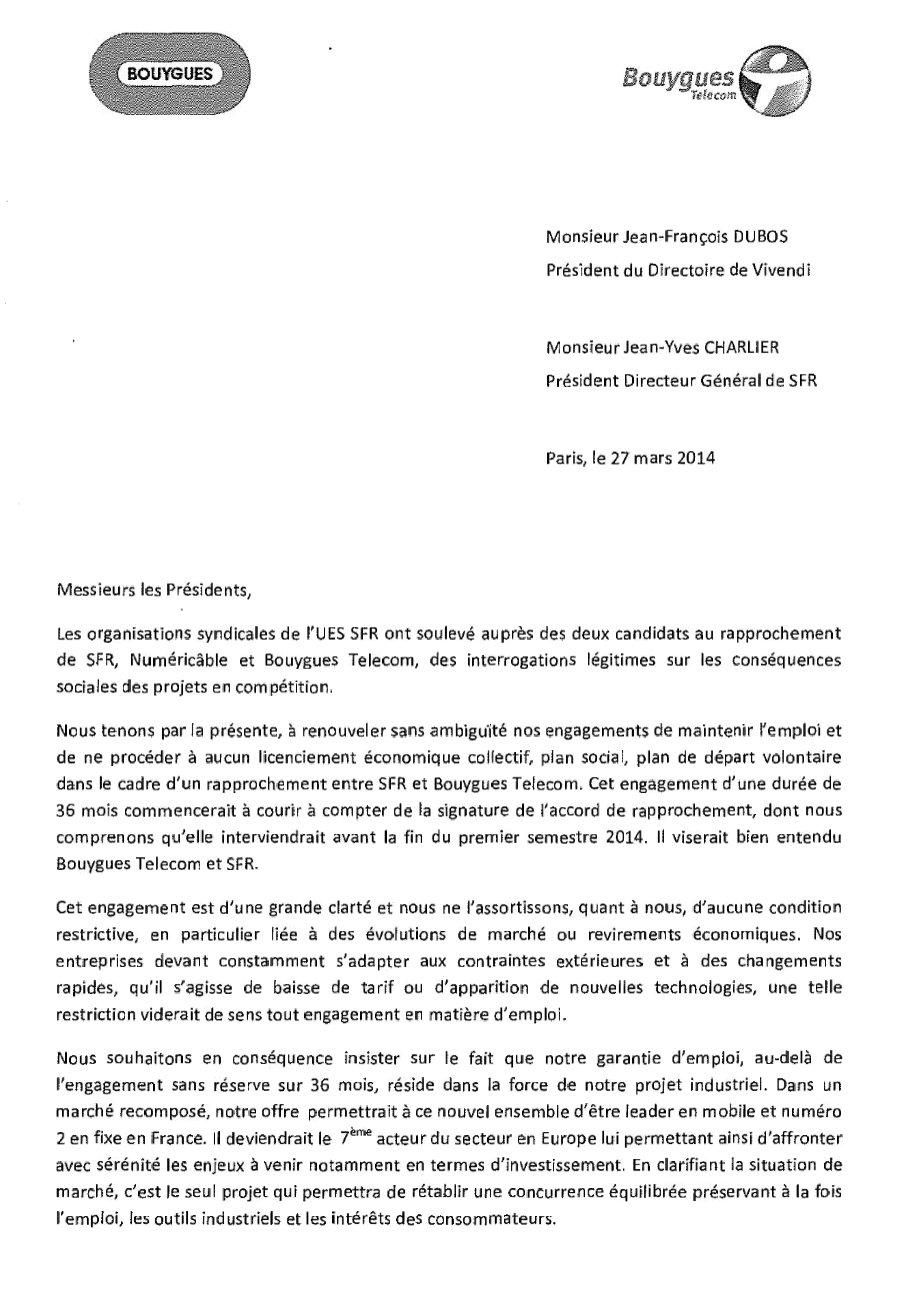 Ebook lettre de resiliation sfr mobile for Annulation offre d achat maison