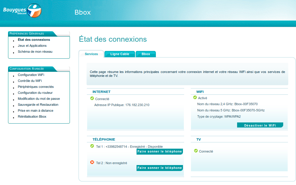 comment aller interface bbox