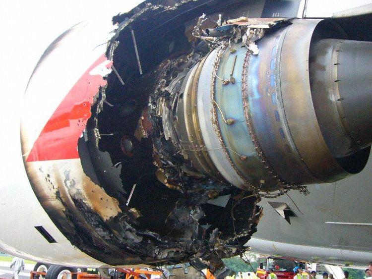 avion moteur qui sarrete en vol