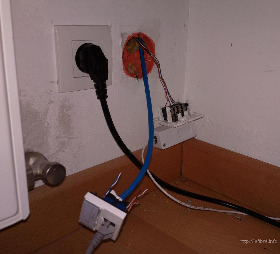 Comment passer aiguille gaine - Comment passer un cable dans une gaine ...