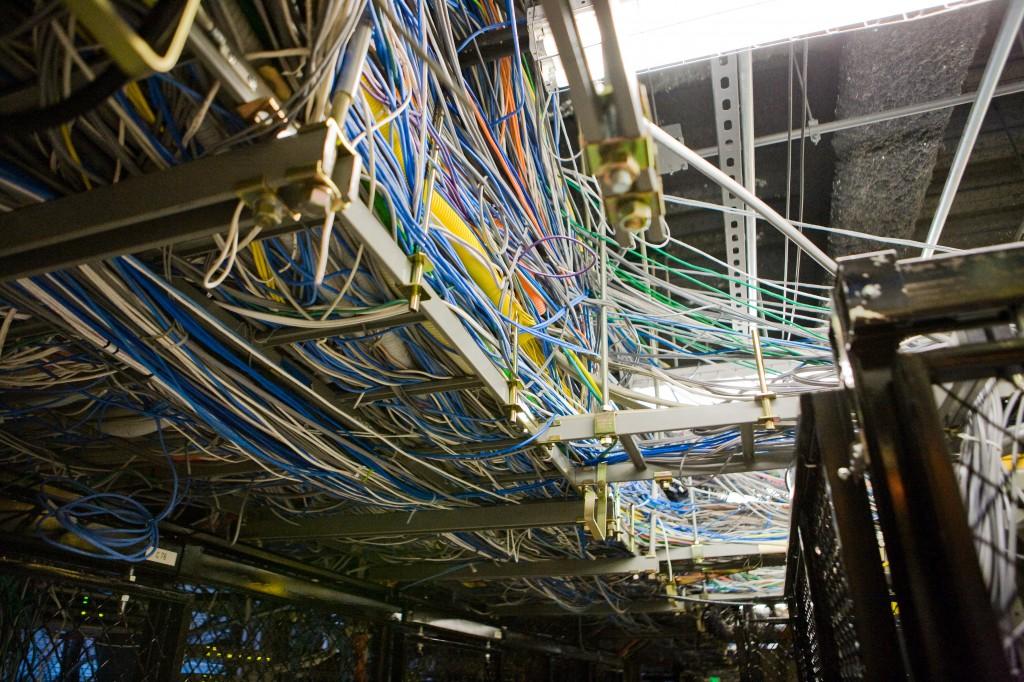 C 226 Blage Dans Un Datacenter