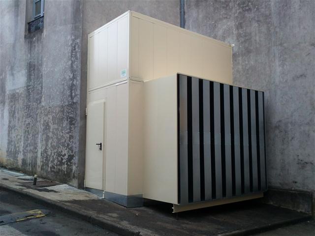 Visites des nro de free for Insonorisation mur exterieur