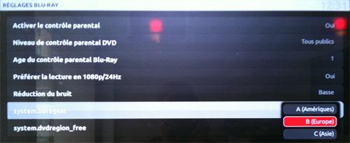 D zoner le lecteur blu ray - Est ce qu un lecteur blu ray lit les dvd ...
