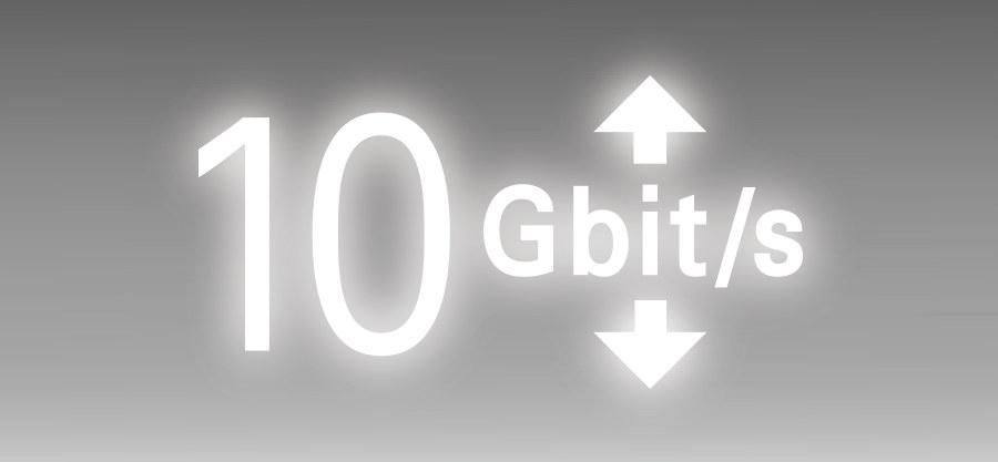 Les connexions 10 Gb/s: un vrai défi pour les testeurs de débit