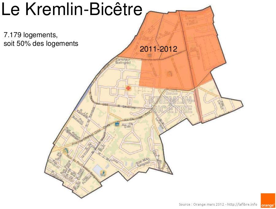 Arcep quelques zone tr s dense r trograd es - Piscine municipale kremlin bicetre ...