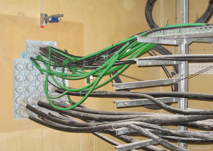 Visite du r seau orange du r partiteur t l phonique jusqu - Chambre de tirage fibre optique ...