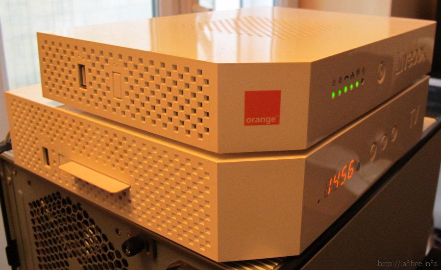 Visite du r seau orange du r partiteur t l phonique jusqu 39 aux clients - Installation decodeur orange ...