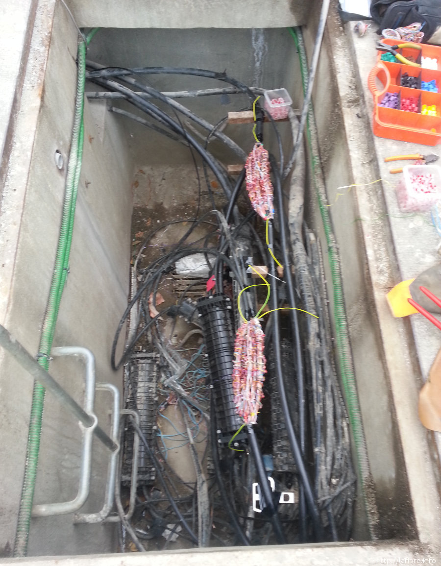 Bourguignon travaux d 39 enfouissement erdf ft et fibre for Chambre de tirage