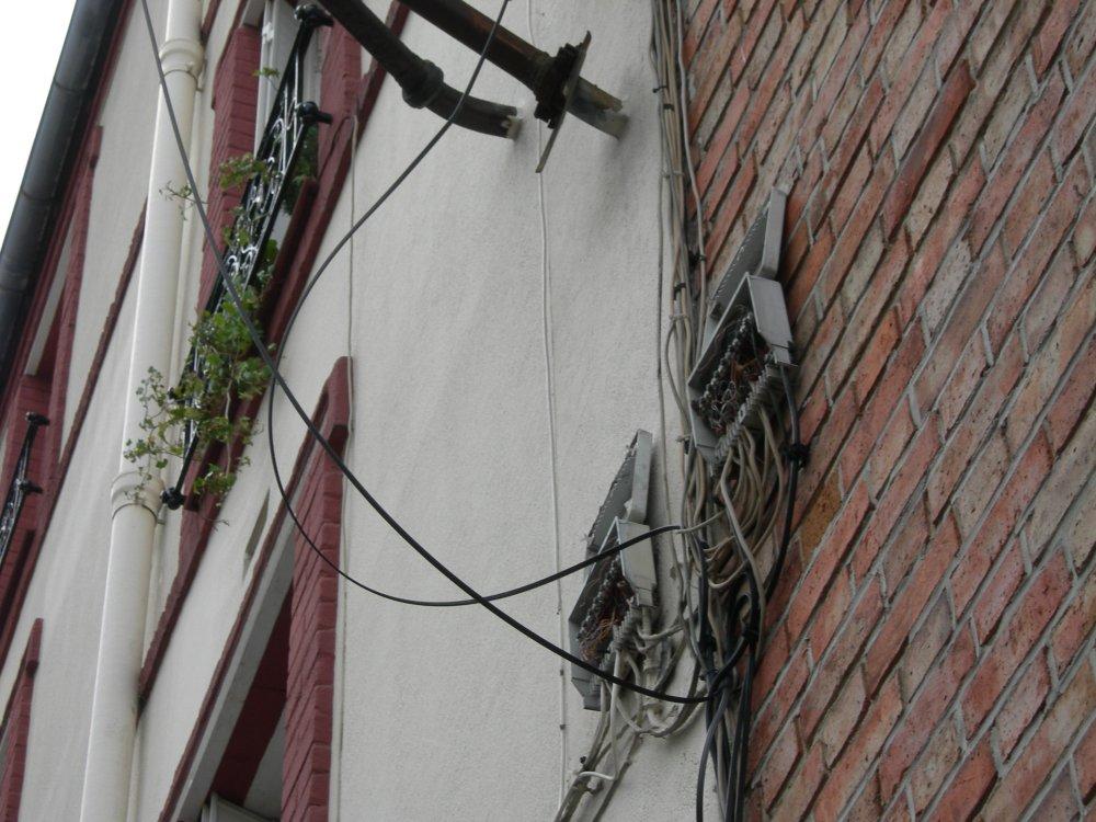 Cable france telecom sur gentilly for Cable france telecom exterieur