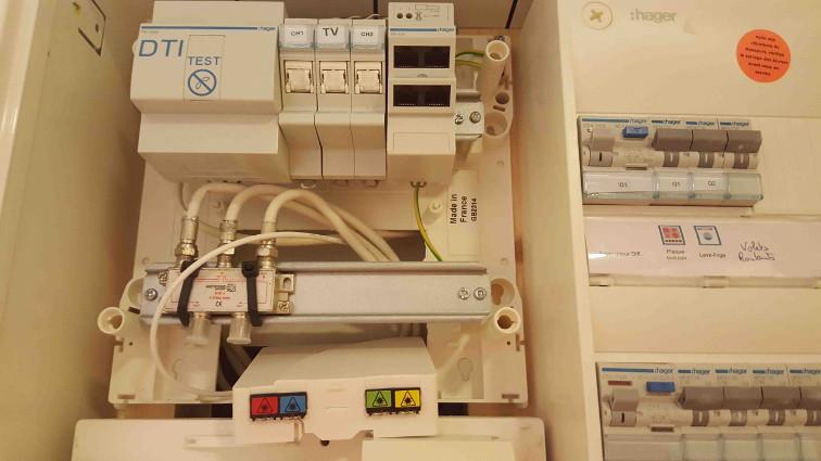Manque de place en gtl pour l 39 ont - Comment se passe l installation de la fibre ...
