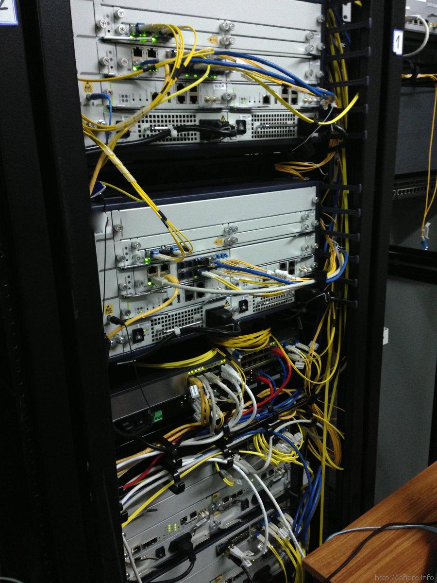 Visite de zeop t te de r seau ftth gpon r seau hfc sur l 39 le de la r - Installation de la fibre optique chez soi ...