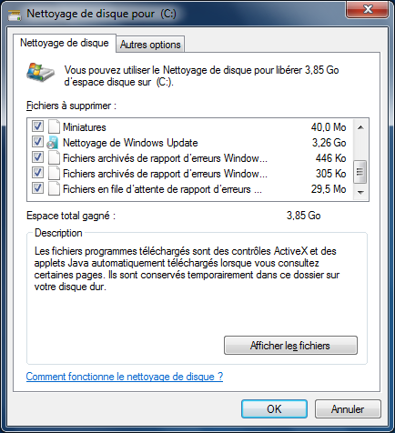 Nettoyer son ordinateur windows 10 : Outil Nettoyage de disque Voici la seconde méthode afin de savoir comment nettoyer windows 10 : Cette méthode peut s'avérer être complémentaire à la première.