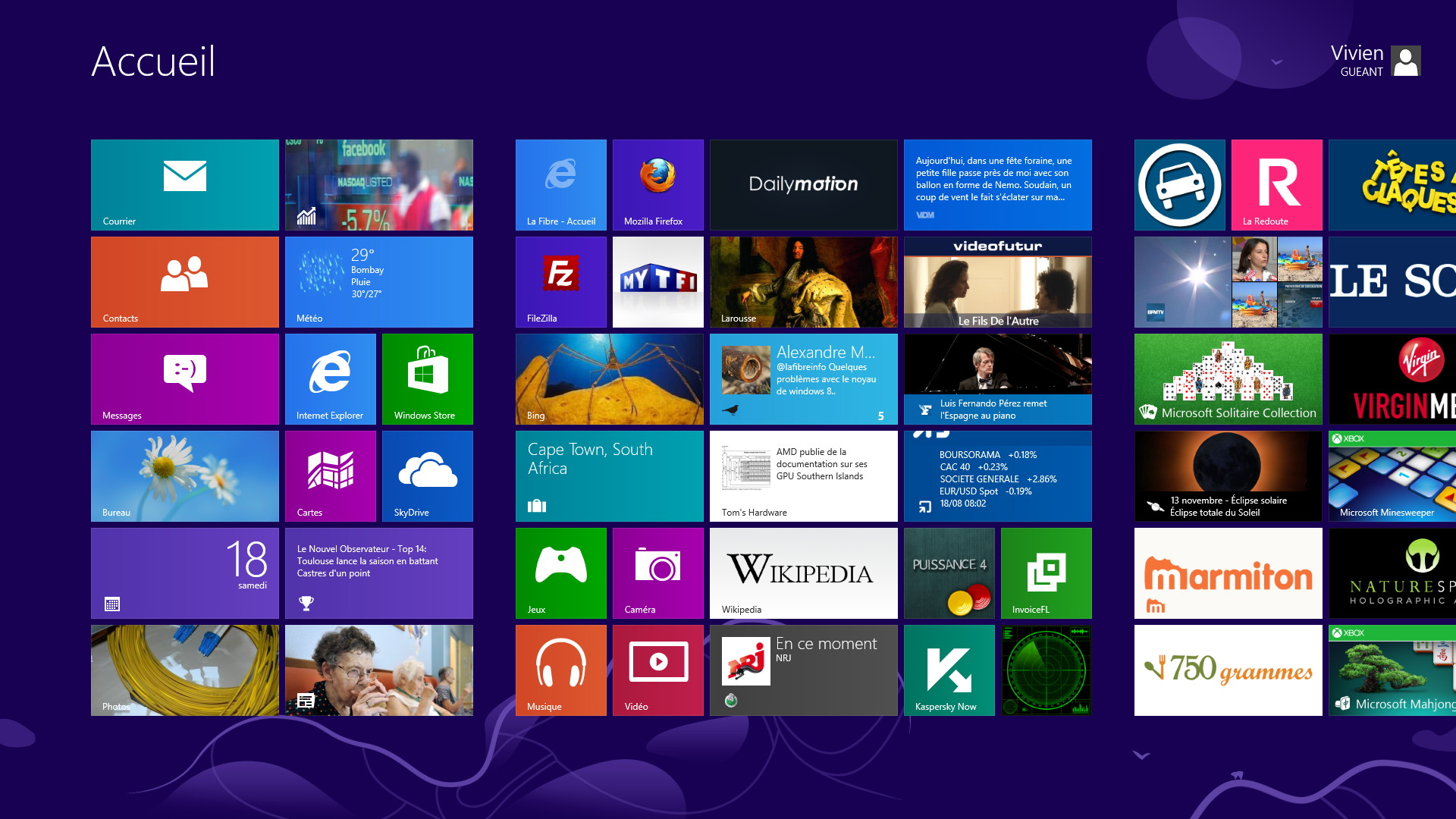 fenetre windows 8 images